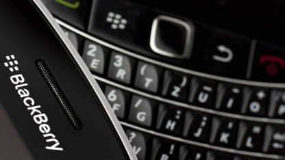 Blackberry-Push-Dienst: IBM hat Interesse an RIMs Server-Backoffice-Sparte