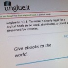 Creative Commons: Amazon bremst die Bücherbefreier von Unglue.it aus