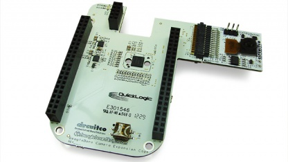 Das Camera Cape erweitert das Beaglebone um einen 3,1-Megapixel-Sensor.