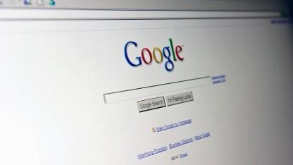 Suchalgorithmen: Google versteckt Webseiten wegen Urheberrechtsverletzung