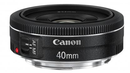 Canon-Objektiv EF 40mm 1:2,8 STM