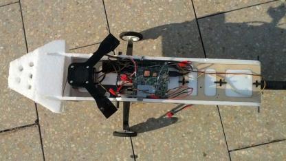 Ohne Gps Mit Drohne Fliegt Durch Ein Parkhaus Golem De