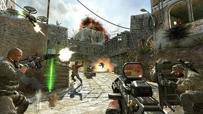 Multiplayermodus von Call Of Duty: Black Ops 2