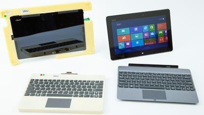 Früher Prototyp eine Tablets mit Windows RT von Asus
