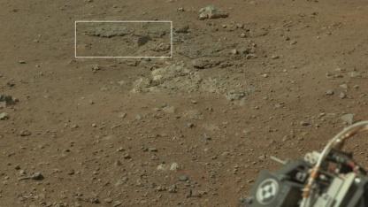Der Mars - jetzt auch in Farbe und in voller Auflösung