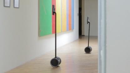Telepräsenzroboter Double: relativ günstiger Roboter