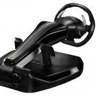 Thrustmaster: Großes PC- und Xbox-Lenkrad mit integrierten Pedalen