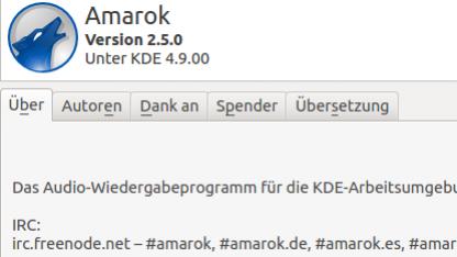 Amaraok 2.6 verbessert die Unterstützung für Geräte von Apple.