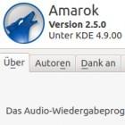 Freie Musikplayer: Amarok 2.6 transcodiert für iPods