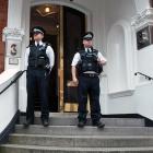 Julian Assange: Britische Polizei droht mit Stürmung der Botschaft