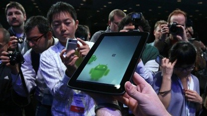 Du kennst dich wirklich mit Android aus, dann freuen wir uns über deine Bewerbung!