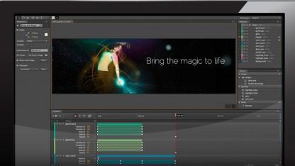 Adobe Edge erstellt HTML5-Animationen.