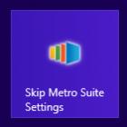 Skip Metro Suite: Software umgeht den Metro-Startbildschirm