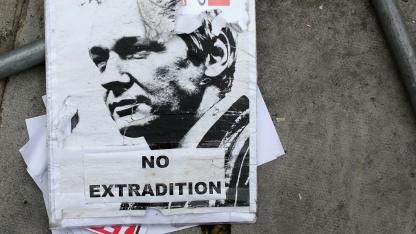 Schweden will Assange nicht ausliefern, wenn ihm die Todesstrafe droht.