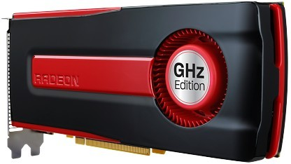 Referenzdesign der Radeon HD 7870
