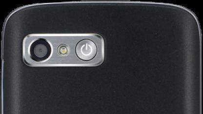 Liquid Gallant hat den Ein-Aus-Schalter auf der Rückseite.
