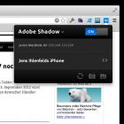 Adobe: Shadow vereinfacht mobile Webentwicklung