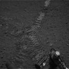 Curiosity: Marsrover setzt sich in Bewegung