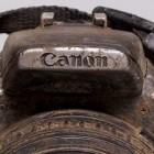 Canon EOS 350D: Speicherkarte übersteht drei Jahre im Wasser