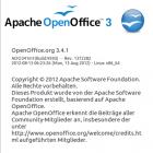 Freie Büroanwendungen: Openoffice.org 3.4.1 mit ersten Anpassungen für Windows 8