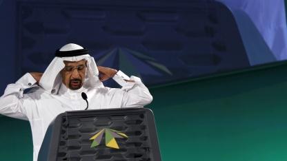 Saudi-Aramco-Chef Khalid al-Falih
