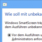 Datenschutz: Windows 8 meldet Software-Installationen an Microsoft