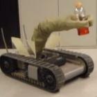 iRobot: Packbot bekommt einen aufblasbaren Arm