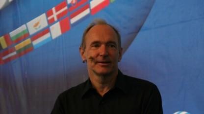 Sir Tim Berners-Lee fordert Freiheit - nicht nur im Internet.