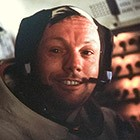 1930-2012: Neil Armstrong ist tot
