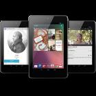 Android-Tablet: Googles Nexus 7 kann ab sofort bestellt werden