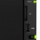 Synology DS213+: Sparsames NAS mit hoher AES-Geschwindigkeit und USB 3.0