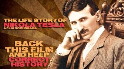 Film über Nikola Tesla: Neun von zehn Befragten ist Tesla unbekannt.