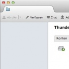 E-Mail-Client: Thunderbird 15 mit Chat, Do-Not-Track und Australis