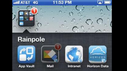 Horizon für iOS