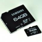 Samsung: Schnelle SDXC-Karten auch im Micro-Format mit UHS-1