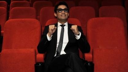Minister Philipp Rösler im Kino des 3D Innovation Center: Rund 20 Branchen nutzen 3D