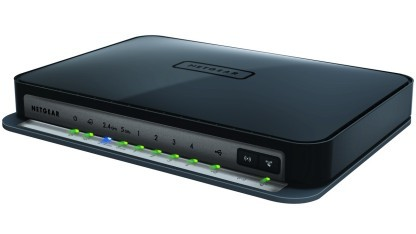 Der Dualband-Router N750