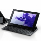 Sony Vaio Duo 11: Tablet-PC im Slider-Design mit Stift und Windows 8