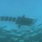 Roboter: Mola, der solar betriebene Tauchroboter