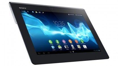 Xperia Tablet S mit Android 4.0.3.