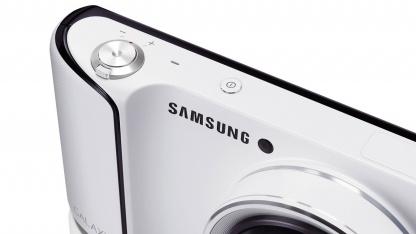 Galaxy Camera kommt Ende Oktober 2012.