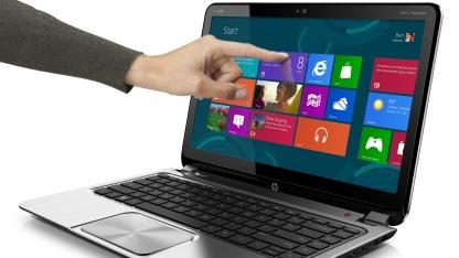 Envy Touchsmart Ultrabook 4 mit Windows 8