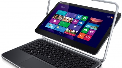 Dell XPS Duo 12 mit Windows 8