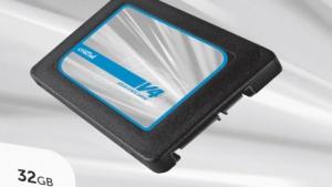Einige SSDs sind beim Schreiben langsamer als Festplatten.