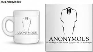 Operation Anon Trademark: Tasse ohne Vergebung