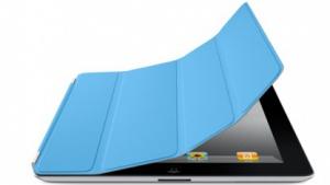 Das Smartcover könnte mit Zusatzdisplay und Tastatur aufgewertet werden.