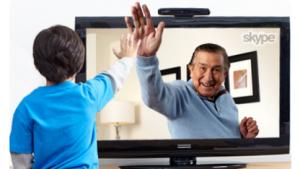 Logitech TV Cam HD: Skype auf dem Sofa