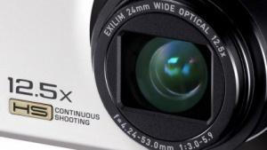 Casio Exilim EX-ZR300