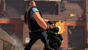 Team Fortress 2 auf Basis von Source