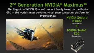 Kepler GK110: Maximus 2 für Workstations kostet rund 5.450 US-Dollar